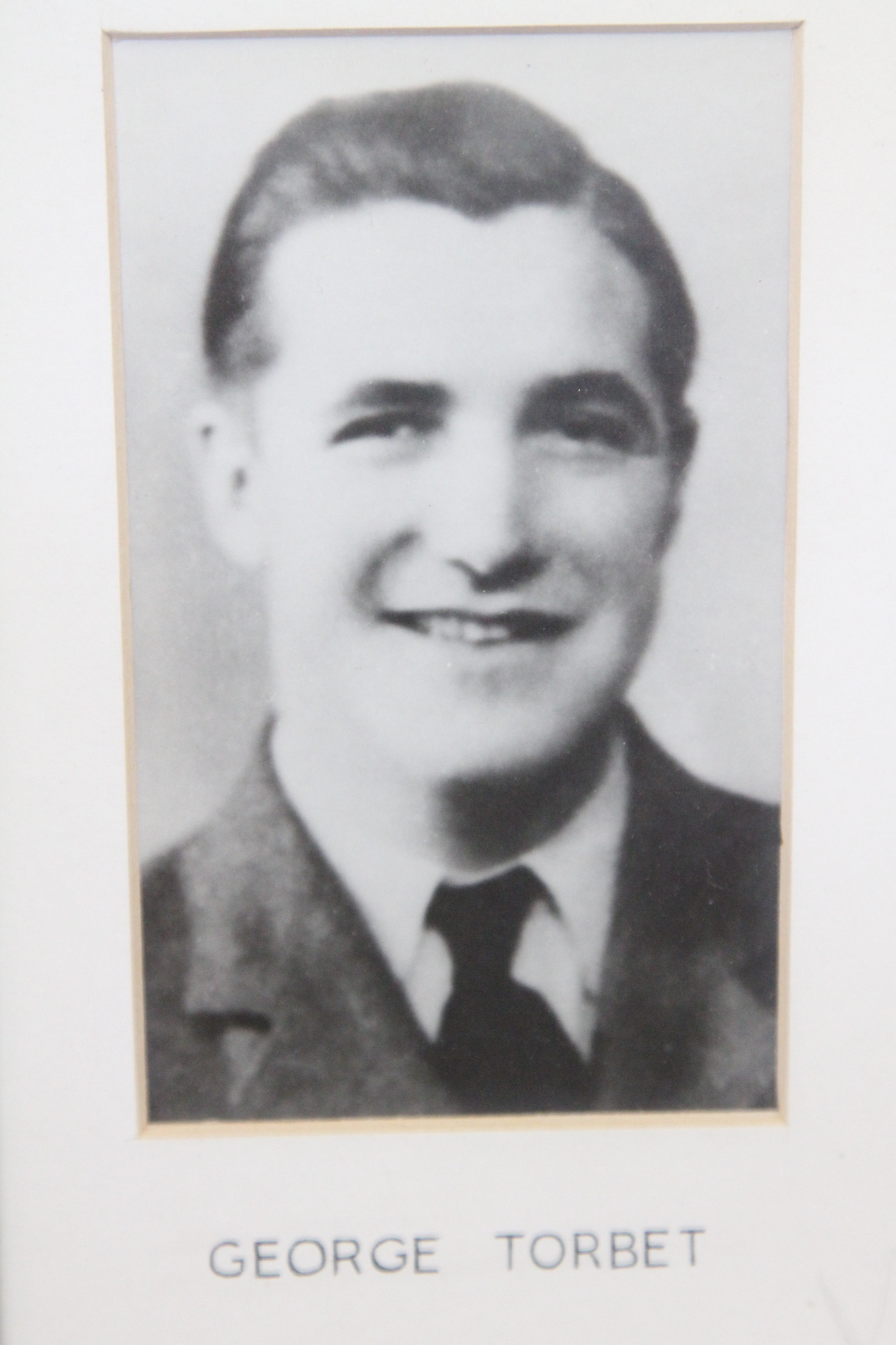 Photo of GEORGE DUDGEON TORBET– In memory of the students from the Vaughan Road Collegiate Institute  (Toronto) who went away to war and did not come home. Submitted for the project, Operation Picture Me