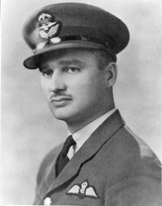 Photo of Louis Romeo Dubuc– Sgt. Dubuc was born in Fort Saskatchewan, Alberta. He began flying at the age of 19.  Sgt. Dubuc received a special gold medal from his hometown for being the first person born in that town to get a pilot's license and to land an airplane in town.  Prior to joining the RCMP he was a grounds crew person with a commercial airways service. When the RCMP formed its Aviation Section in 1937, he became one of its first members. Sgt. Dubuc was married to Margaret. He is buried in Newry, N. Ireland.            Photo courtesy of www.rcmpgraves.com