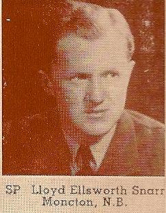 Photo of Lloyd Snarr