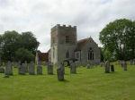 Cemetery– Boldre Church, Lymington, Hampshire, United Kingdom.