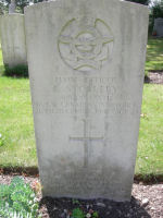 Grave Marker– Gravestone of Ernest STOLLERY at Boldre Church, Lymington, Hmpshire, United Kingdom.