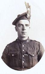 Photo of Edward Allan– 901641 Edward Allan, 85th Battalion, Nova Scotia Highlanders