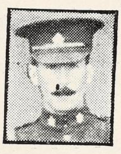 Photo of SEYMOUR GEORGE ENGLISH– Photo from the National Memorial Album of Canadian Heroes c.1919. Submitted for the project, Operation: Picture Me.