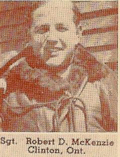 Photo of ROBERT DOUGLAS MCKENZIE