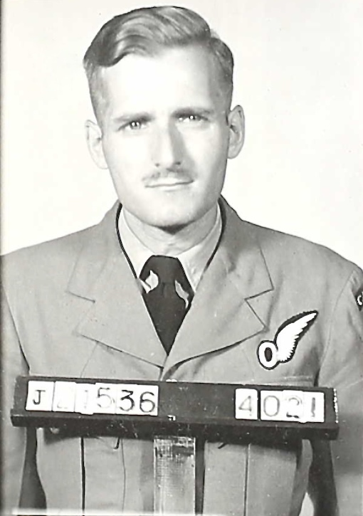 Photo of RICHARD REGINALD IRVINE– Submitted for the project, Operation Picture Me