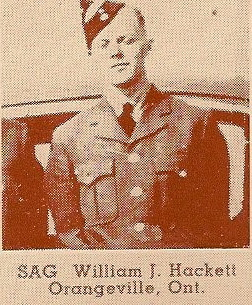 Photo of William Hackett– Submitted for the project, Operation: Picture Me