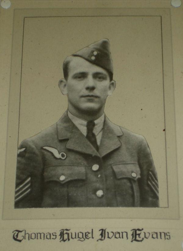Photo of Ivan Thomas Hugh Evans