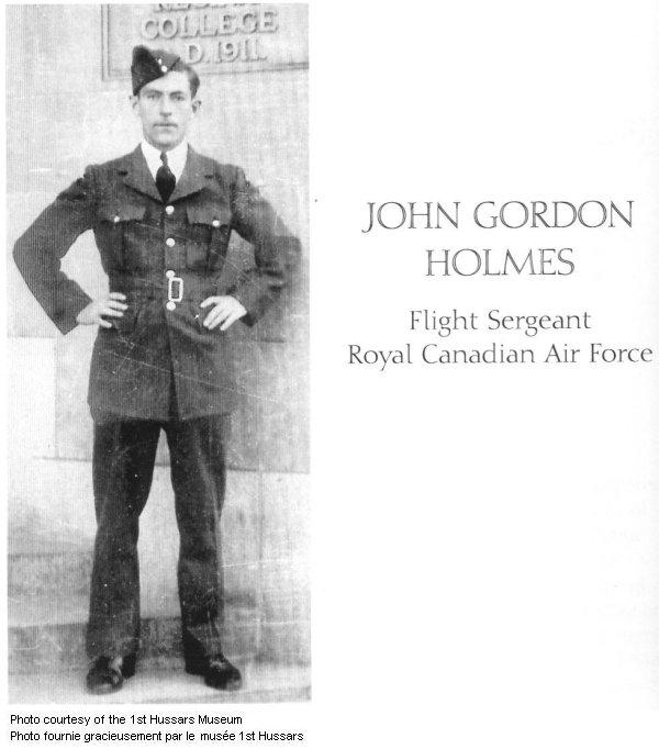 Photo of John Gordon Holmes