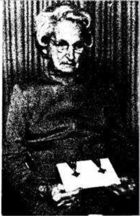 Photo of Margaret Santo