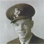 Photo of Dawson Aubrey Dunlop– Pilot Officer Dawson Aubrey Dunlop R.C.A.F. Died in his country's service 24 Nov. 1943.  Survived by his mother, Mrs. Beryl Dunlop, Amherst, N.S.; his father Harold A. Dunlop, Head of St. Margarets Bay, Hfx Co, N.S.  Also survived by sisters Audrey N. Dunlop, Betty M.B. Dunlop, and brother Raymond H. Dunlop. Living survivors year 2003 are Betty (Robert) Hoegg of Stellarton, and Raymond (Sylvia) Dunlop, Halifax.
