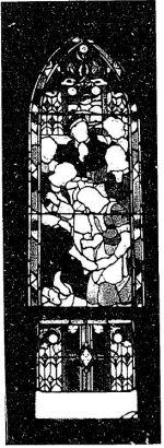 Memorial Stained Glass– Donald Emil Elliot memorial stained glass memorial window (1956) by Charles William Kelsey, St. Lambert United Church, 85, boulevard Desaulniers, Saint-Lambert, QC J4P 1L8 www.stlambertunited.org/