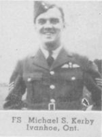 Photo of MICHAEL JOSEPH STEWART KERBY– from the book The Price Of Freedom Vol 2, Published 1944