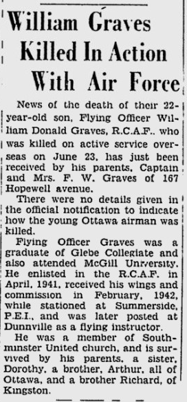 Press Clipping– From the Ottawa Citizen. Submitted for the project, Operation: picture Me