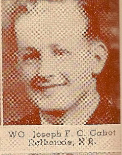 Photo of Joseph Francis Charles Cabot– Submitted for the project, Operation: Picture Me