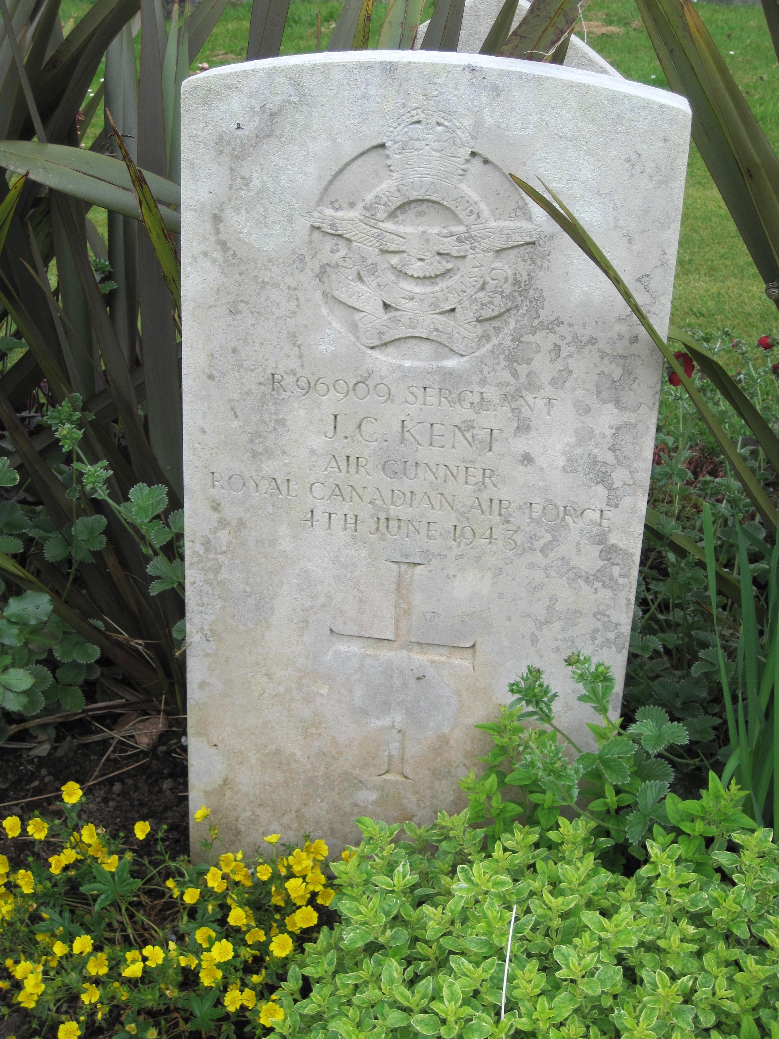 Grave marker– St. Andrews RC Cemetery Dumfries Scotland