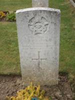 Grave Marker– Ross Pringle Fahrni - KILLAY (ST. HILARY) CHURCHYARD