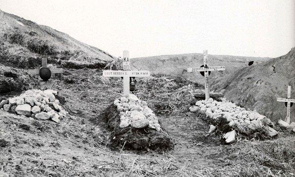 Photo of original Graves