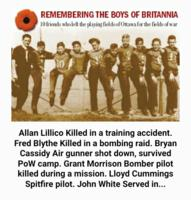 Memorial– Remembering the boys of Britannia, Ottawa Citizen, 1990,  Grant Morrison