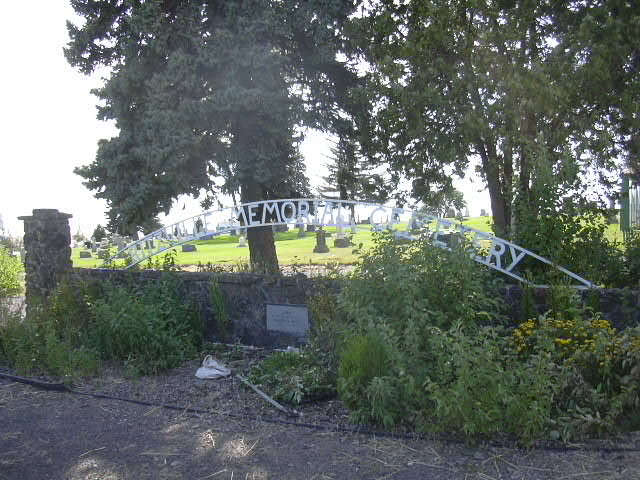 Ritzville Memorial Cemetery