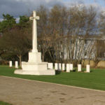 Cemetery– Photo provided by The Commonwealth Roll Of Honour Project. Volunteer Henry Drury