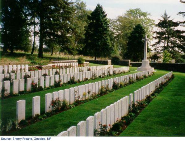 'Y' Ravine Cemetery
