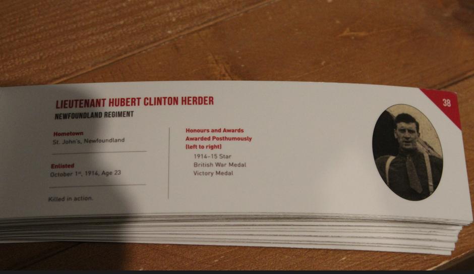 Photo of HUBERT CLINTON HERDER