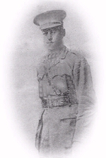 Picture of Hubert Herder– Son of William James and Elizabeth Herder of St. John's, Newfoundland.