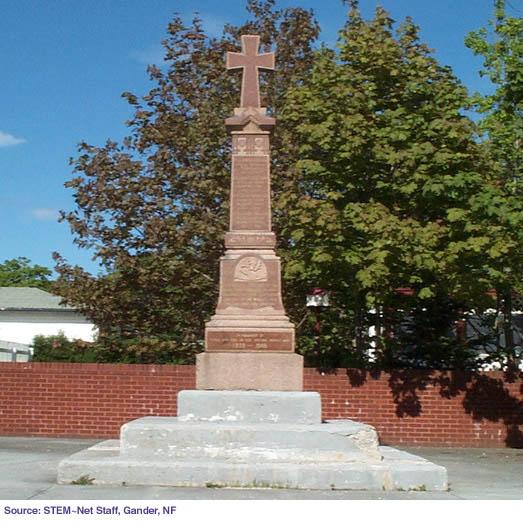 Kelligrew Monument