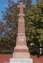 Kelligrew Monument– This is the monument in Kelligrew's where Cecil is commemorated.