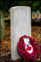Grave Marker– 4th November 2018, 100 years to the day.