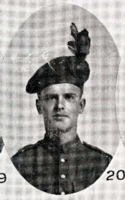 Photo of JAMES BROUGH– In memory of the men who joined the 185th Battalion (Cape Breton Highlanders) who went to war and did not come home. Submitted for the project, Operation Picture Me