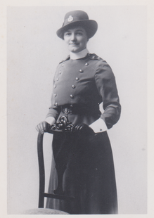 Photo of Myrtle Margaret Hunt– Credit Cenotaph Committee-Inverness Legion
