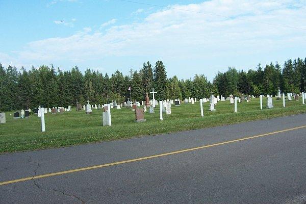 Sturgeon (St. Paul's) Cemetery