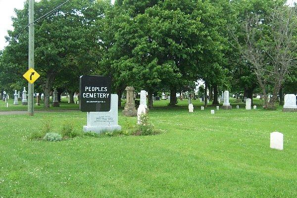 Summerside People's Cemetery