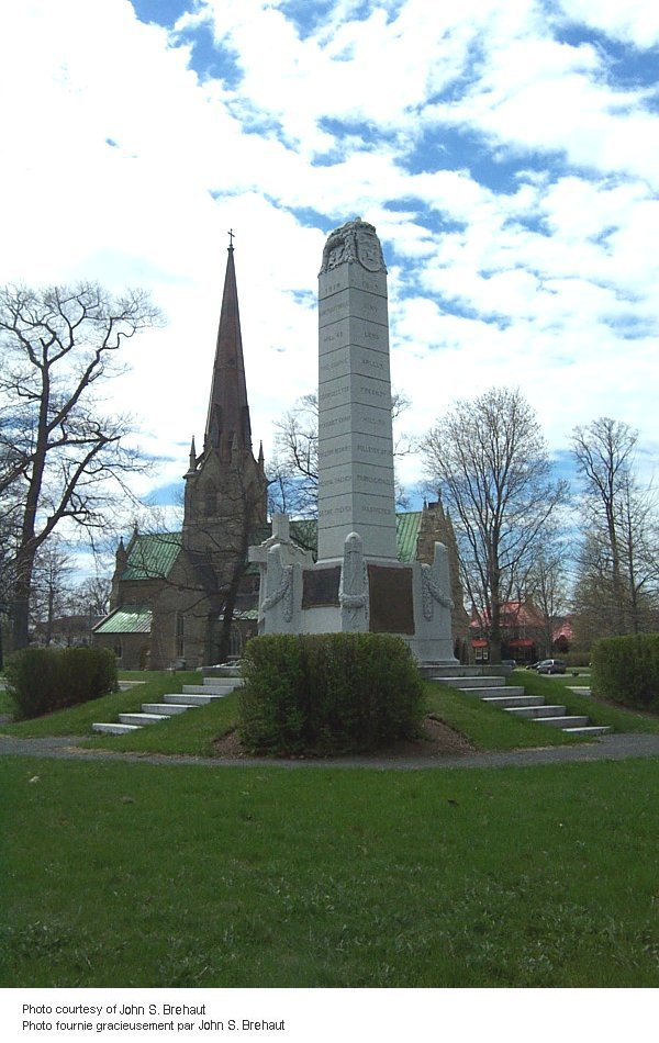 Frederiction War Memorial