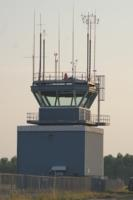 Talbot Tower– The control tower on the airfield at Canadian Forces Base Borden, Ontario.  It is named after Cadet J. Harold Talbot, Royal Flying Corps, the first student to be killed in a flying accident at this airfield.  As the first of many, Cadet Talbot symbolizes all those who have been lost over the years in the course of flight training at Borden.  (Image taken by Gregory J. Barker of Barrie, Ontario, in 2018.)