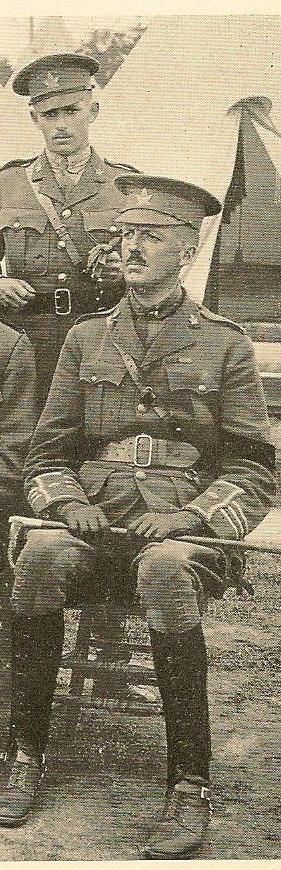 Photo of Archibald Becher