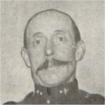 Photo de Leonard Henry Burchett – Il s'est enrôlé dans le 7e Bataillon de fusiliers en octobre 1914.