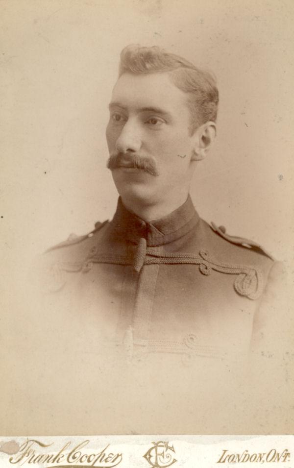 Photo of Henry Ardagh Kingsmill