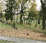 Cemetery– Photo of Avondale Cemetery located in Stratford, Ontario.