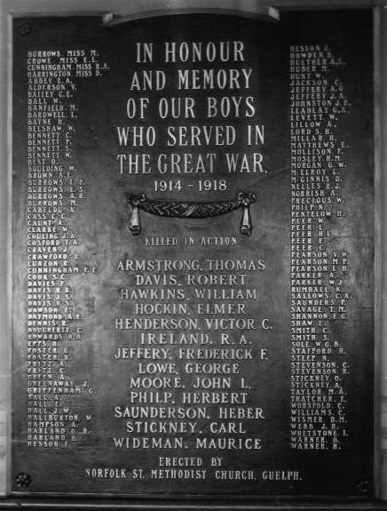 War Memorial– Submitted for the project, Operation: Picture Me