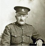 """Photo of Richard Wilson– Book of Remembrance (A record of the men of Port Hope who  participated in the Great War of 1914-1918)"""" by James A. Elliott, Chairman  of Committee, Port Hope, Jan 1, 1919 (Transcribed by Peter Bolton 2001)"""