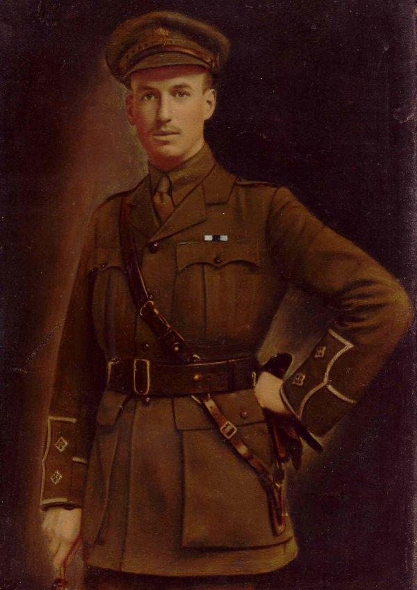 Portrait of Arthur Ross Ackerman