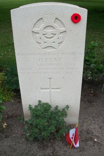 Grave Marker– Grave marker - Berlin 1939 - 1945 War Cemetery - May 2015 Photo courtesy of Marg Liessens
