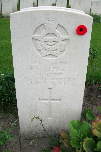 Grave Marker– Grave marker - Berlin 1939 - 1945 War Cemetery - 2015 Photo courtesy of Marg Liessens