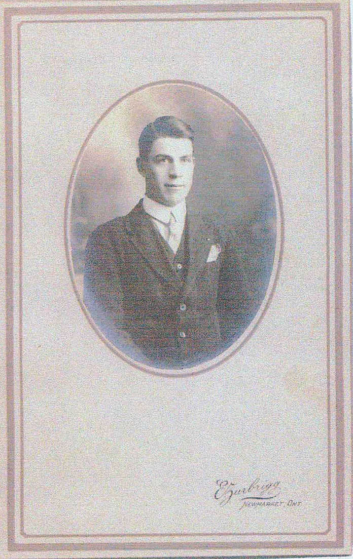 Photo of George Wellington Belfry