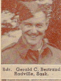 Photo of Gerald Bertrand