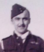 Photo of Joseph Boyer– This photo was taken circa 1942-43 in Hamilton(uk) at Meikle Earnock.