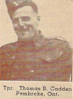 Photo of Thomas Basil Cadden