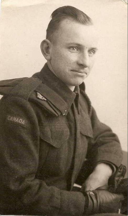 Photo of Malcolm John Calder